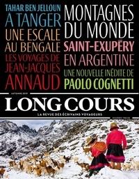 Tristan Savin - Long Cours N° 13, automne 2019 : Montagne du monde.
