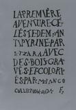 Tristan Tzara - La première aventure céleste de Mr Antipyrine.
