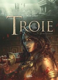 Nicolas Jarry - Troie T04 - Les Portes du Tartare.