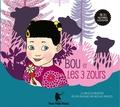 Elsa Valentin et Nicolas Mialocq - Bou et les 3 zours. 1 CD audio