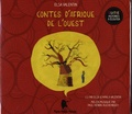 Elsa Valentin - Contes d'Afrique de l'Ouest. 1 CD audio