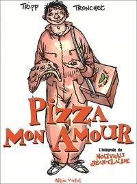 Tronchet - Le nouveau Jean-Claude Coffret 2 volumes : Tome 1, La force est en lui ! ;  Tome 2, Pizza mon amour....
