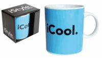 TROPICO - Mug iCool - bleu