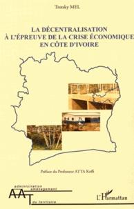 Ucareoutplacement.be La décentralisation à l'épreuve de la crise économique en Côte d'Ivoire Image
