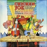 Trout Fishing in America - Chicken Joe - Forgets something important. 1 CD audio