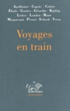 Truman Capote et Mircea Eliade - Voyages en train.