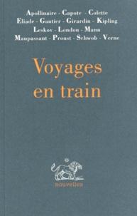 Truman Capote et Mircéa Eliade - Voyages en train.