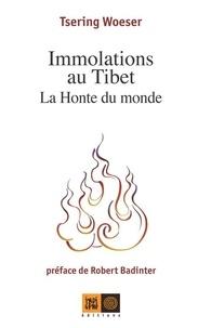 Feriasdhiver.fr Immolations au Tibet - La honte du monde Image