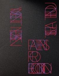 Tshela Tendu et Vincent Meesen - Patterns for (Re)Cognition.