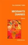 Tsimi eric Essono - Migrants diaries - Roman.