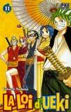 Tsubasa Fukuchi - La loi d'Uéki Tome 11 : .