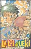 Tsubasa Fukuchi - La loi d'Uéki Tome 2 : .