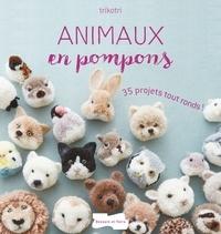 Animaux en pompons - 35 projets tout ronds!.pdf