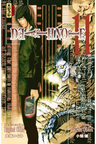 Death Note Tome 11 - 9782505043720 - 4,49 €