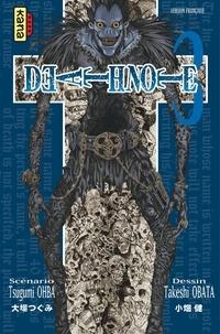 Death Note Tome 3 - Tsugumi Ohba |