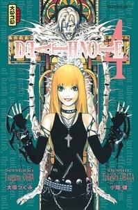 Livres numériques gratuits à télécharger pour kobo Death Note Tome 4 par Tsugumi Ohba 9782505001065 RTF FB2 in French