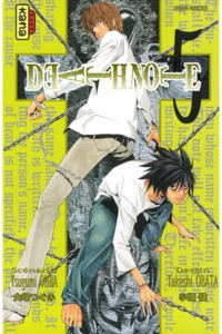 Tsugumi Ohba et Takeshi Obata - Death Note Tome 5 : .