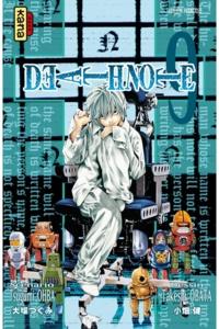 Tsugumi Ohba et Takeshi Obata - Death Note Tome 9 : .