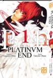 Tsugumi Ohba et Takeshi Obata - Platinum End Tome 1 : .