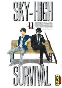 Tsuina Miura et Takahiro Oba - Sky-High Survival Tome 11 : .