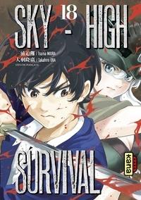 Tsuina Miura - Sky-high survival - Tome 18.