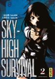 Tsuina Miura et Takahiro Oba - Sky-High Survival Tome 2 : .