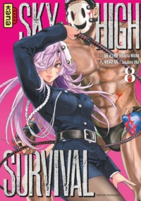 Tsuina Miura et Takahiro Oba - Sky-High Survival Tome 8 : .