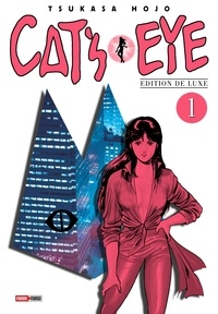 Tsukasa Hojo - Cat's Eye Edition De Luxe 1.
