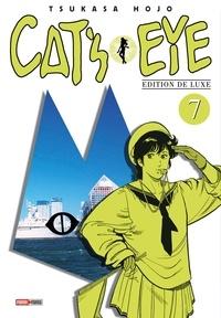 Tsukasa Hojo - Cat's Eye Edition De Luxe T07.