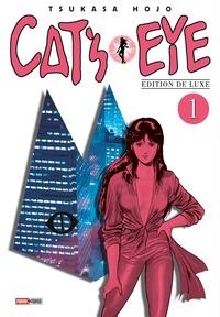 Tsukasa Hojo - Cat's Eye Tome 1 :  - Edition de luxe.
