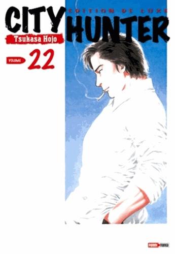 Tsukasa Hojo - City Hunter (Nicky Larson) Tome 22 : .