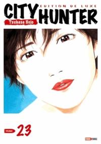 Tsukasa Hojo - City Hunter (Nicky Larson) Tome 23 : .