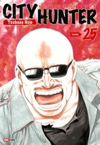 Tsukasa Hojo - City Hunter (Nicky Larson) Tome 25 : .