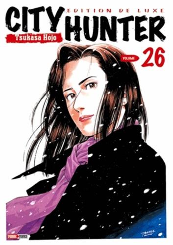 Tsukasa Hojo - City Hunter (Nicky Larson) Tome 26 : .