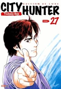 Tsukasa Hojo - City Hunter (Nicky Larson) Tome 27 : .