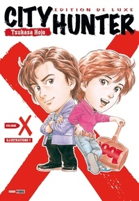 Tsukasa Hojo - City Hunter (Nicky Larson) Volume X : Illustrations 1.
