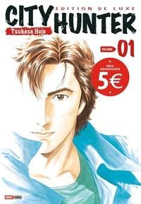 Tsukasa Hojo - City Hunter Tome 1 : .