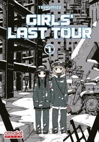 Tsukumizu - Girls' Last Tour Tome 1 : .