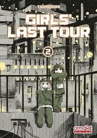 Tsukumizu - Girls' Last Tour Tome 2 : .