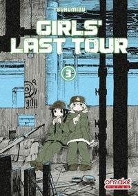 Tsukumizu - Girls' Last Tour Tome 3 : .