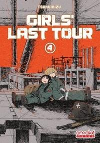 Tsukumizu - Girls' Last Tour Tome 4 : .