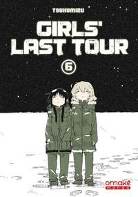 Tsukumizu - Girls' Last Tour Tome 6 : .