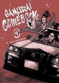 Tsuru Moriyama - Samurai Comeback Tome 4 : .