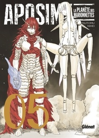 Tsutomu Nihei - Aposimz la planète des marionnettes - Tome 05.