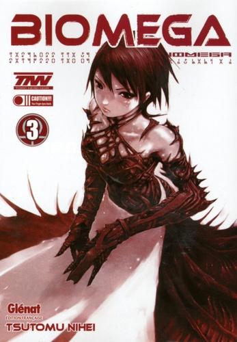 Tsutomu Nihei - Biomega Tome 3 : .