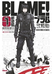Tsutomu Nihei - Blame Deluxe - Tome 01.