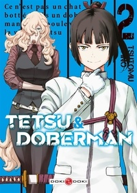 Tsutomu Ohno - Tetsu & Doberman Tome 2 : .