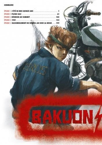 Bakuon Retto Tome 1