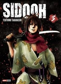 Tsutomu Takahashi - Sidooh Tome 3 : .