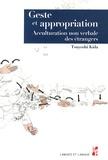 Tsuyoshi Kida - Geste et appropriation - Acculturation non verbale des étrangers.